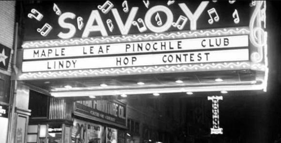 Bild des Savoy Ballrooms